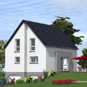 Maison 5 pièces + Terrain Obermodern