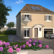 Maison 5 pièces + Terrain Crégy-Lès-Meaux