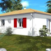 Terrain 1600 m² Le Puy (33580)