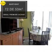 Quetigny, Appartement 2 pièces, 54 m2