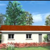 Maison 4 pièces + Terrain Ouroux-sur-Saône