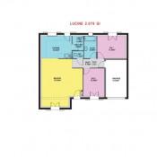 Maison 3 pièces + Terrain La Chapelle-Palluau