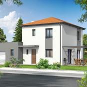 Maison 4 pièces + Terrain Saint Julien sur Veyle