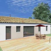 Maison 5 pièces + Terrain Saint-Georges-de-Pointindoux