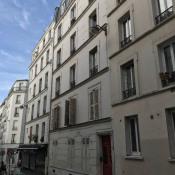 Paris 20ème, Studio, 19,63 m2