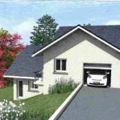 Maison 5 pièces + Terrain Saint-Jean-d'Arvey
