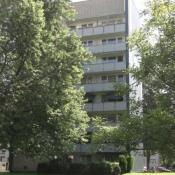 Duisbourg, Appartement 2 pièces,
