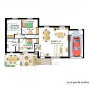 Maison 5 pièces + Terrain Pézenas