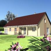 Maison 5 pièces + Terrain Bucey-Lès-Gy