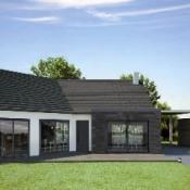 Maison 6 pièces + Terrain Le Coudray-Montceaux