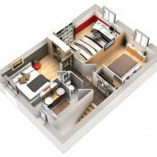 Maison avec terrain Saint-Julien-sur-Veyle 85 m²
