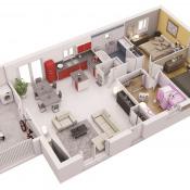 Maison 4 pièces + Terrain Venerque