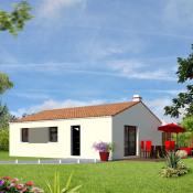 Maison 4 pièces + Terrain La Garnache