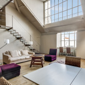 location Loft/Atelier/Surface 3 pièces Paris 6ème