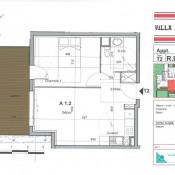 Bardos, Appartement 2 pièces, 40,3 m2