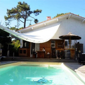 Arcachon, Contemporary house 7 rooms, 140 m2