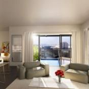 Strasbourg, Apartamento 2 habitaciones, 46,11 m2
