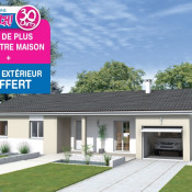 Maison 4 pièces + Terrain Saint-Étienne-sur-Chalaronne