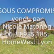 Saint Didier au Mont d'Or, Maison / Villa 5 pièces, 133 m2