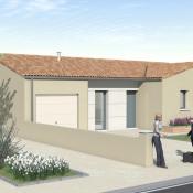 Maison 1 pièce + Terrain Thouars