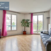 Igny, Appartement 3 pièces, 60 m2
