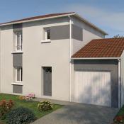 Maison avec terrain Limoges 90 m²