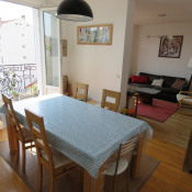 Vincennes, Duplex 3 assoalhadas, 50 m2
