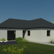 Maison 4 pièces + Terrain Uxegney