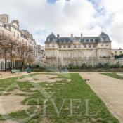 Paris 3ème, Appartement 2 pièces, 50 m2