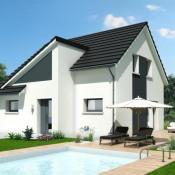 Maison avec terrain Miserey-Salines 106 m²