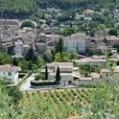 Terrain 800 m² Trans en Provence (83720)