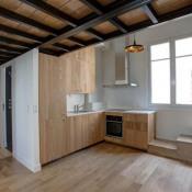 Paris 17ème, Duplex 2 Vertrekken, 52 m2