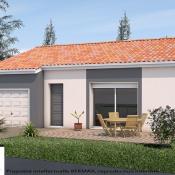 Maison 4 pièces + Terrain Courcoury