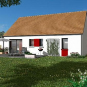 Maison avec terrain Ligré 82 m²