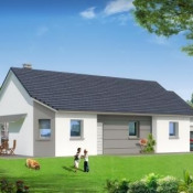 Maison 4 pièces + Terrain Aiserey