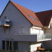 Rosheim, 2 комнаты, 43,6 m2