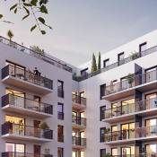 vente Appartement 2 pièces Lyon 7ème