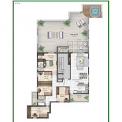 Bat Yam, Appartement 6 pièces, 153 m2