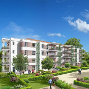 vente Appartement 4 pièces Marseille 13ème