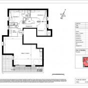 Vente de prestige appartement Annecy 583500€ - Photo 1