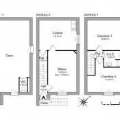 location Maison / Villa 3 pièces Nancy