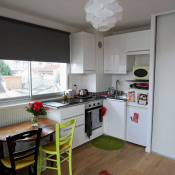 Montreuil, Studio, 20,24 m2