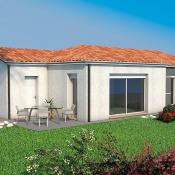 Maison 3 pièces + Terrain Montaigut-sur-Save