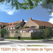 Tigery, Appartement 2 pièces, 44 m2