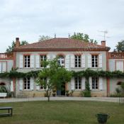 Saverdun, Maison de maître 8 pièces, 310 m2