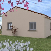 Maison 3 pièces + Terrain Vallon-Pont-d'Arc