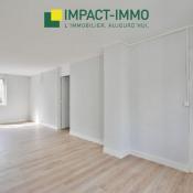 Clichy, Appartement 4 pièces, 65 m2