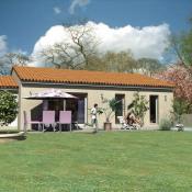 Maison 4 pièces + Terrain Pont-Saint-Esprit