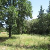 Terrain 830 m² Trans-en-Provence (83720)