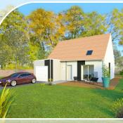 Maison 3 pièces + Terrain Breuillet